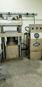 Phi 200 Ton Four Post Hydraulic Press