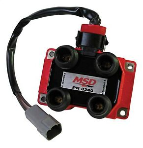 Msd Ignition 8240 Ford Dis Coil Pack