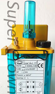 Yeong Dien Cnc Sma 601 15f 110v 2l Float switch Intermittent Lubrication Pump Ce