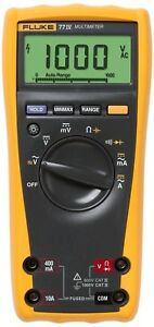 Fluke 77 iv Digital Multimeter fluke 77 4 New