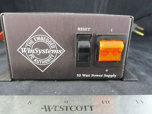 Winsystems The Embedded Pc Authority 50 W Pwr Supp Ps 50w 1