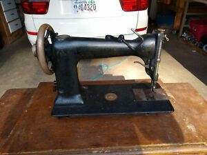 Rare Antique 1890s Wheeler Wilson D 9 Treadle Sewing Machine Head Only