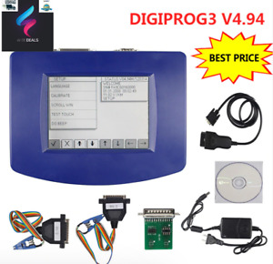 Digiprog 3 Iii V4 94 Programmer Mileage Correction Odometer Tool Obd Interface