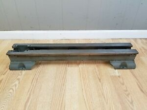 Craftsman 101 Atlas 618 6 Lathe Bed Legs And Rack Assembly L9 1