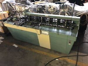Bell Howell 6 Pocket Inserter A347 2 C6 W Streamfeeder And Conveyor