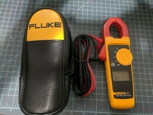 Fluke 323 True rms Clamp Meter New Never Used No Original Packaging