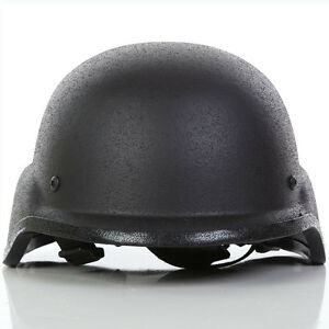 Military Bulletproof PASGT Combat Level IIIA Tactical Aramid Ballistic Helmet