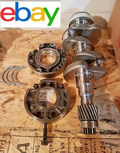 Kubota Z482 Diesel Engine Crankshaft 2 Cylinder Standard Size Polished Journals