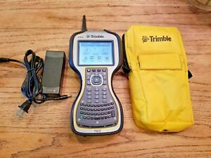 Trimble Tsc3 Gnss Robotic Total Station Data Collector 2 4ghz Radio Access S6 S7