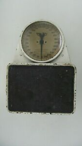 Vintage Way Rite Weight Scale 250 Pound Rare Model Made Usa