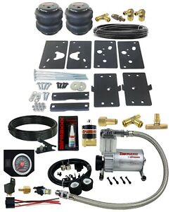 Air Tow Assist Load Level Kit In Cab Control Fits 2014 20 Dodge Ram 2500 Truck