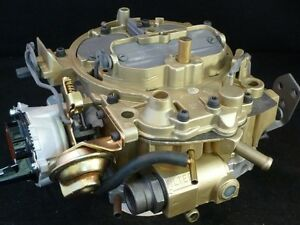 Chevy Gmc Rochester Quadrajet 850c f m Carburetor W Electric Choke 0191281