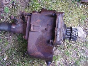 Ford 9n 8n Tractor Step up Transmission