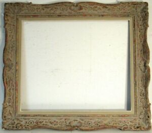Antique Heydenryk Frame For Painting 30 X 25 Inch Outside 39 X 34 Inch Large
