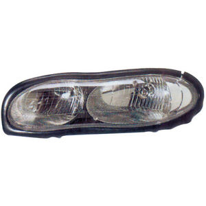 Left Side Headlight Assembly For Chevy Camaro 1998 1999 2000 2001 2002 Csw