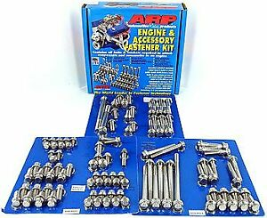 Arp Engine Accessory Fastener Kit 554 9501 Ford 289 302