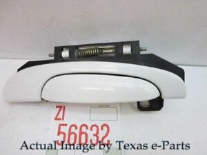 Right Rear Door Handle Outside Outer Passenger Back Side 00 03 Jaguar S Type 3 0