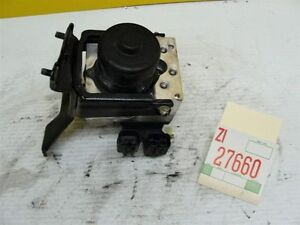 1997 2001 Toyota Camry V6 Anti lock Brake Abs Pump Actuator Assembly No Traction