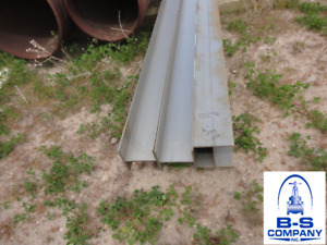 I Beam 304 Stainless Steel Structural 6 X 6 15 X 20 0 web 238 X Flg 269