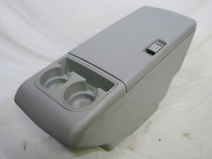 88 94 Chevy Silverado Center Console Lite Grey Seirra