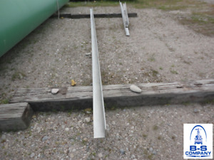Angle 304 Stainless Steel Structural 4 Angle X 1 2 Thick X 20 0 Long 12 8