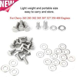 Engine Repair Tool Hex Bolt Kit For Chevy 265 283 302 305 307 327 400 350 Engine