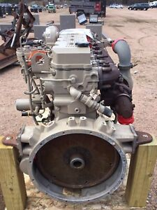 2002 Cummins 5 9 Liter Isb 225 Hp Diesel Tested Engine Good Motor 85k Miles Nice