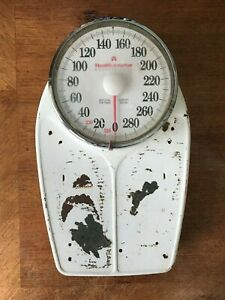 Health O Meter Weight Scale Vintage