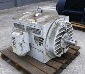500 Hp Toshiba Electric Motor 1800 Rpm 355l Frame Dp 2300 4160 V