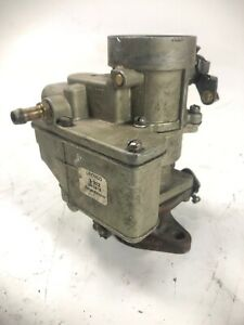 Rebuilt 1937 1952 Chevy Carter Yf Carburetor 787sa Original 216 Engine