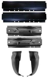 Front And Rear Rocker Panel And Cab Corner Super Cab 99 16 Ford Super Duty Kit