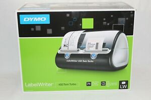 Dymo Label Writer 450 Twin Turbo Thermal Printer 71 Labels Per Minute New
