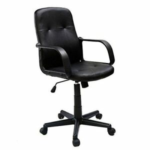 Tangkula Ergonomic Midback Executive Computer Best Desk Task Office Chair