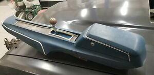 1970 72 Oldsmobile Cutlass 442 Console And Shifter