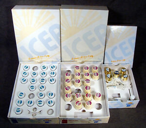 Lot Ducera All Ceram Porcelain Stains Modifiers Bleaching Dental Lab