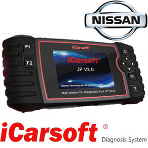Latest For Nissan Professional Multi System Diagnostic Scan Tool Icarsoft Jpv2 0