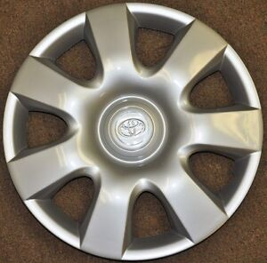 1 X Compatible Toyota Camry Wheel Cover 2002 2003 2004 2012 15 Hubcap