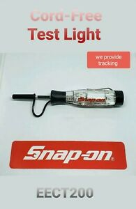 Snap On Cord Free Circuit Tester 3 24v Dc New Clear Handle Eect200