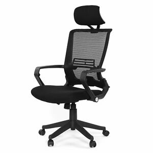 Greenforest Ergonomic Office Chair High Back Mesh With Adjustable Lumbar Support