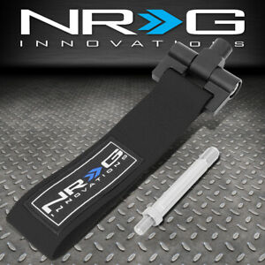 Nrg Tow 142bk For 03 05 Nissan 350z G35 Front Rear Bumper Tow Strap Towing Hook