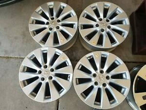 2013 2015 17 Honda Accord Oem Factory Wheels Rims Set Of4 Free Shipping