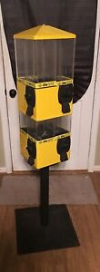 63 Available U turn 8 Selection Terminator Gumball candy Vending Machine