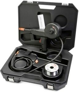Lincoln Electric Magnum 100sg Welding Spool Gun For Soft Aluminum Wire 10 Ft