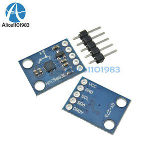 2pcs Gy 273 Hmc5883l Triple Axis Compass Magnetometer Sensor Module For Arduino
