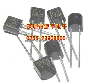 Vishay J510 To 92 Current Regulator Diodes Usa Ship