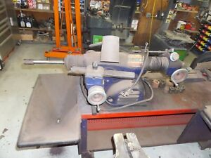 Ammco 3000 Brake Lathe W Bench Adapters