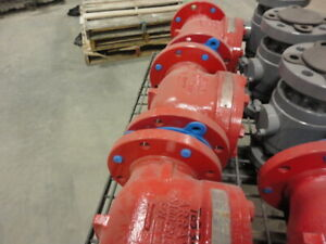Array Swing Check Valve 4 150 Rf Flanged Wcb X Stainless Steel Trim