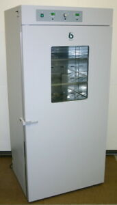 Bellco Large Capacity Roll in Forced Air Co2 Incubator Model Bg 927