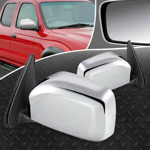 For 01 04 Toyota Tacoma Pair Oe Style Powered Adjustment Side View Door Mirror