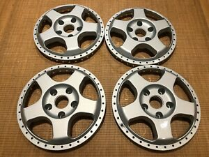 Oz Racing Authentic Nissan Skyline R32 R33 Pegasus Wheels Centers 17 5x114 3